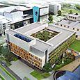 La nouvelle faculté de médecine de l'UVSQ