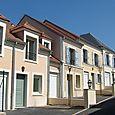 Inauguration de logements sociaux à Auffargis