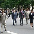 Dissolution du 5ème régiment du génie de Versailles.