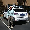 Mountain View - La Google car