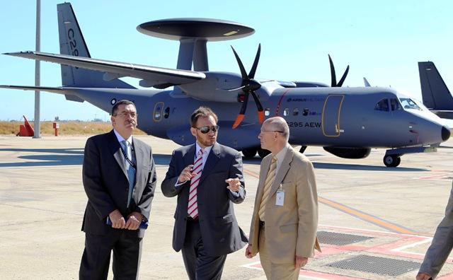 Séville : AIRBUS MILITARY