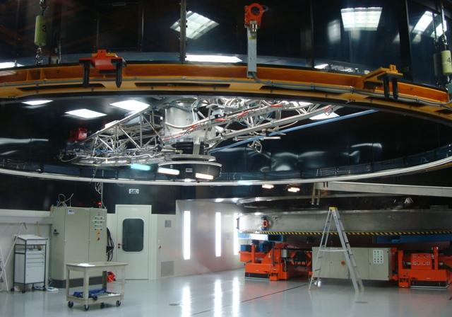 Observatoire européen du Paranal (2600m) - Chili