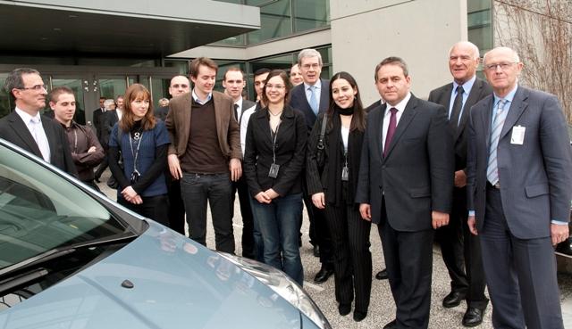 Peugeot  - Site de Vélizy