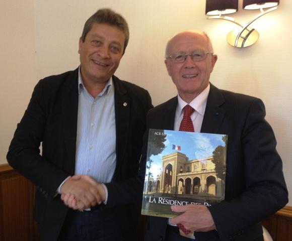 Une délégation libanaise visite le PNR