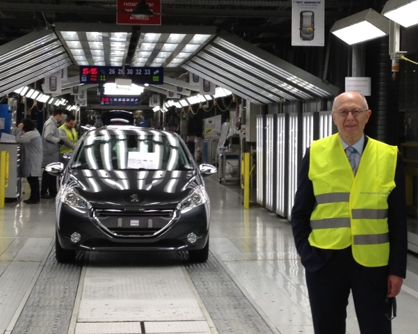 Peugeot PSA Poissy