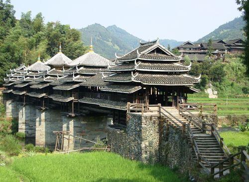 Chengyang : province du Guangxi