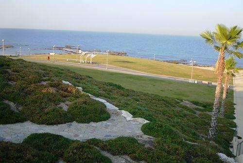 Front de mer à Jaffa